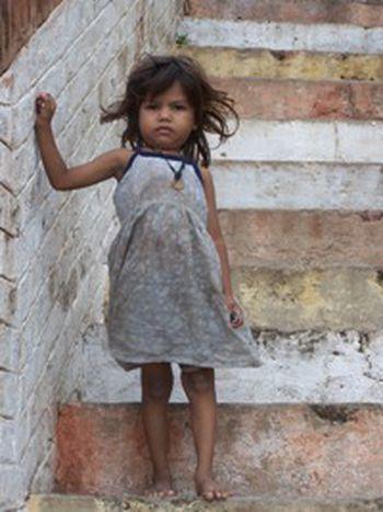 Image for Avere figli in India. A dodici anni