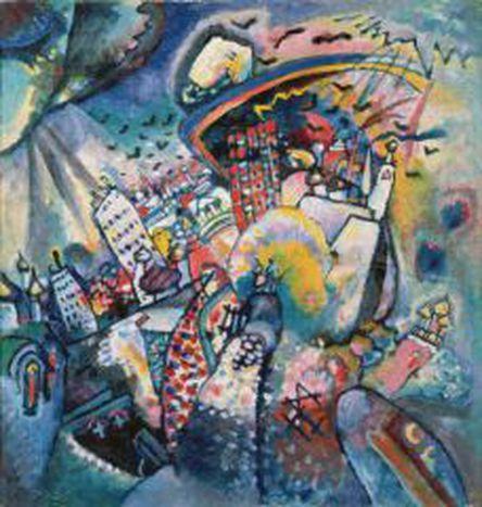 Image for L'aventure Kandinsky