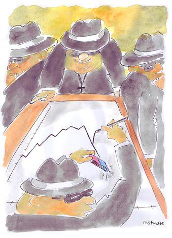 Image for PIIGS niemile widziane na europejskich salonach: wojna słów w eurostrefie