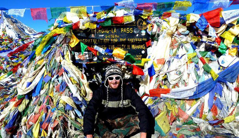 Image for Intervista a Carlo Taglia: viaggiate, ma non fate i turisti