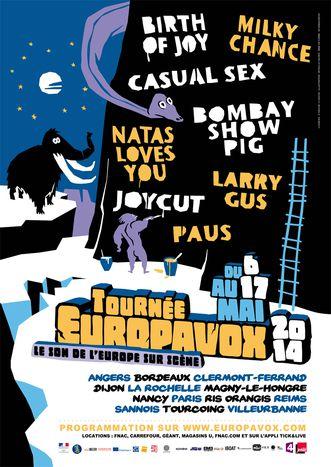 Image for Festival Europavox - J-1