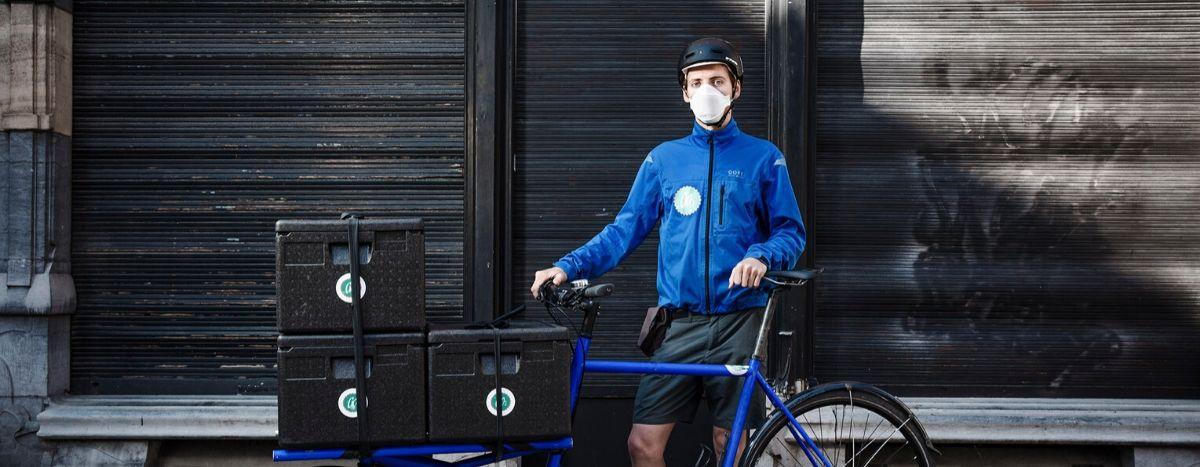 Image for Convivere con il COVID19 a suon di birra e biciclette? A Bruxelles, si può