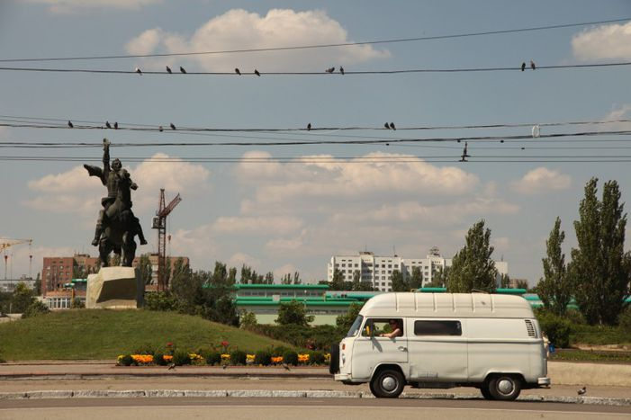 Image for Transnistria : living outside the law ?