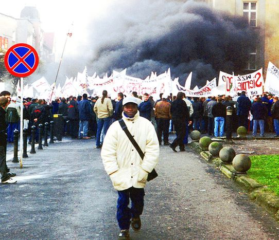 Image for Solidarity turn their backs on 1989