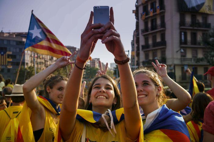 Image for ¡Sorpresa! Ganan los separatistas en Cataluña