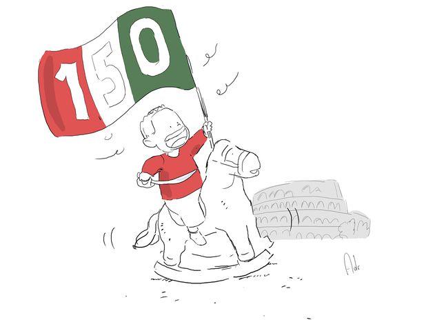 Image for Risorgimento: Ist das 150-jährige Bestehen Italiens ein Grund zum Feiern?