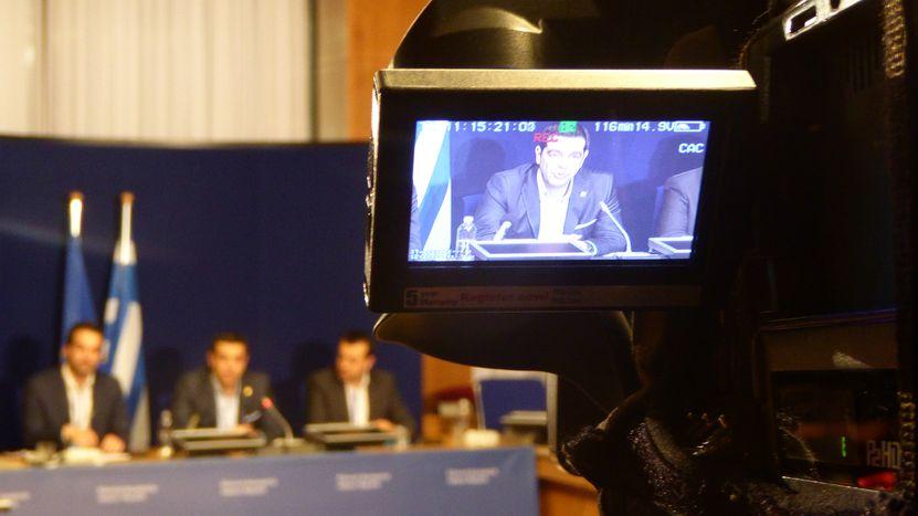 Image for Per la Grecia? Ripassi lunedì