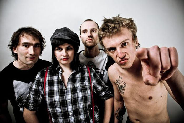Image for Cheese People: europejska twarz rosyjskiej muzyki