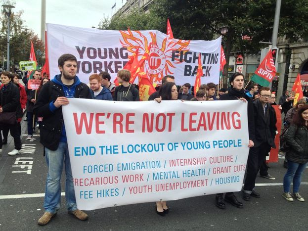Image for From Ireland To Greece:Europe's Youth Take the Cuts