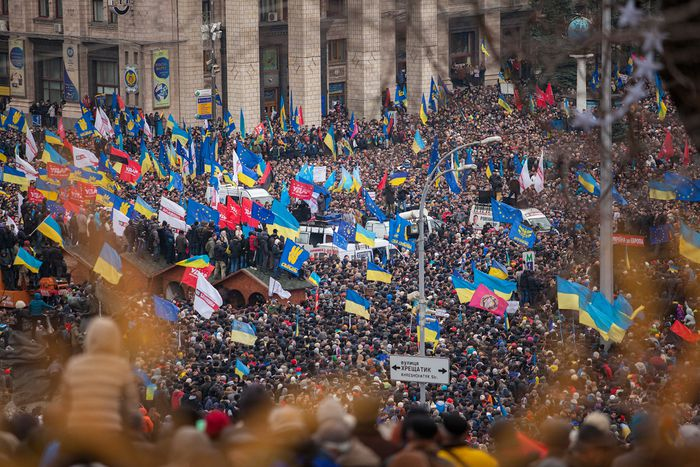 Image for Ukraine : journalistes contre désinformation