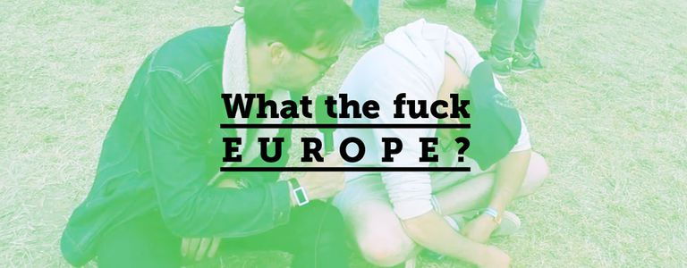 Image for What the fuck Europe? Papillons de Nuit