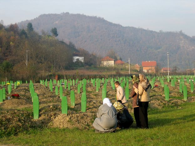 Image for In Gedenken an Srebrenica