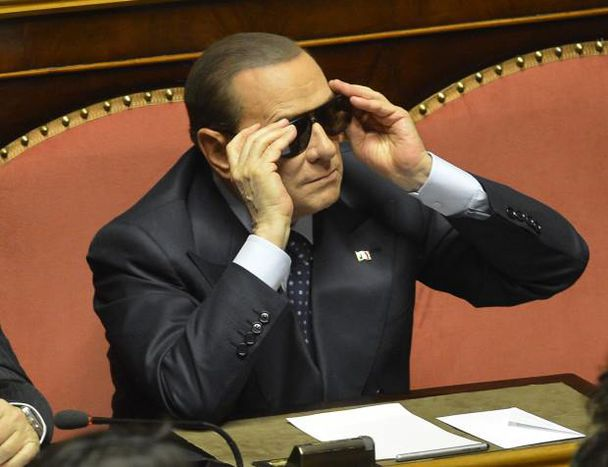 Image for Berlusconi: ultimo atto?