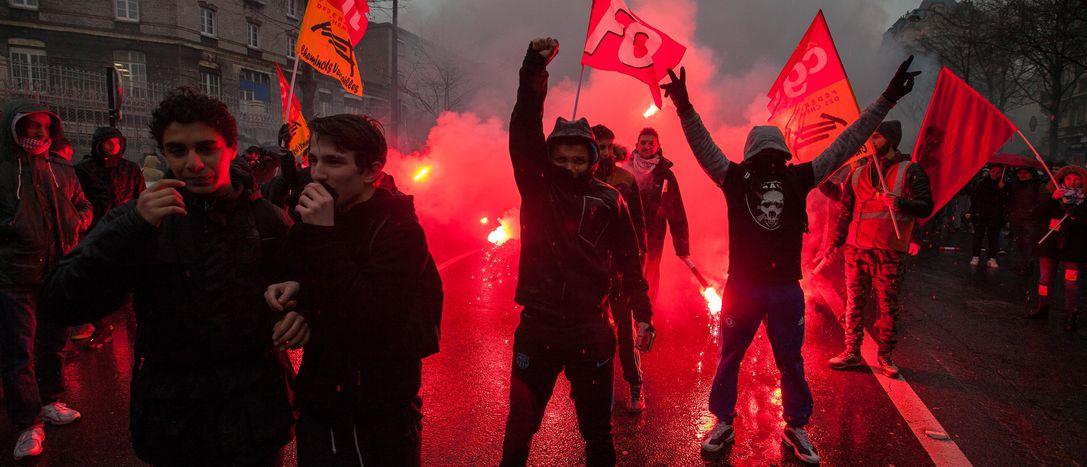 Image for France : l'insurrection qui vient