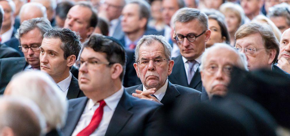 Image for L'Autriche, témoin de la montée du populisme en Europe