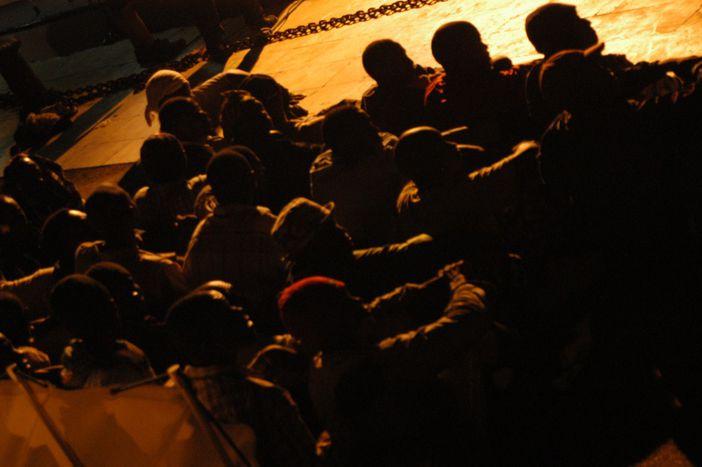 Image for Triton e le vite di scarto dei migranti