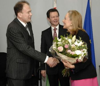 Image for Belarus and EU - mercenary marriage?