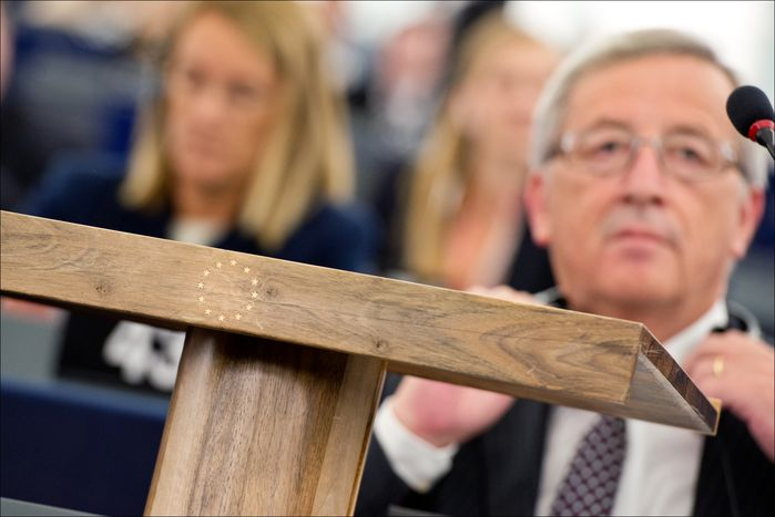 Image for European Commission: Who'll Be the Weakest Link ?