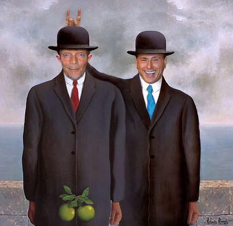 """Image for Alberto Toscano: """"Wpadki Berlusconiego są owocem deficytu demokracji"""""""