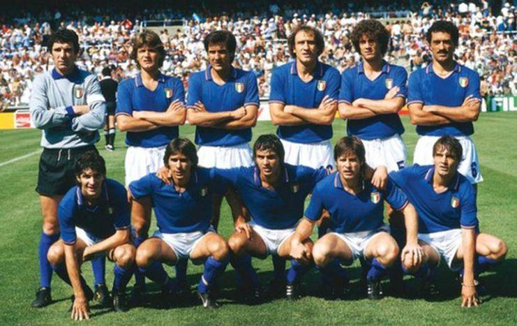 Image for L'Italia si prepara al Mondiale