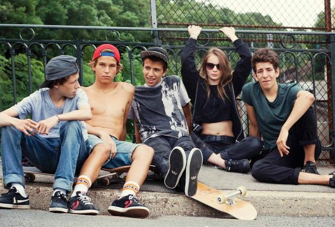 The Smell of us: Larry Clark e il vizio dell'adolescenza