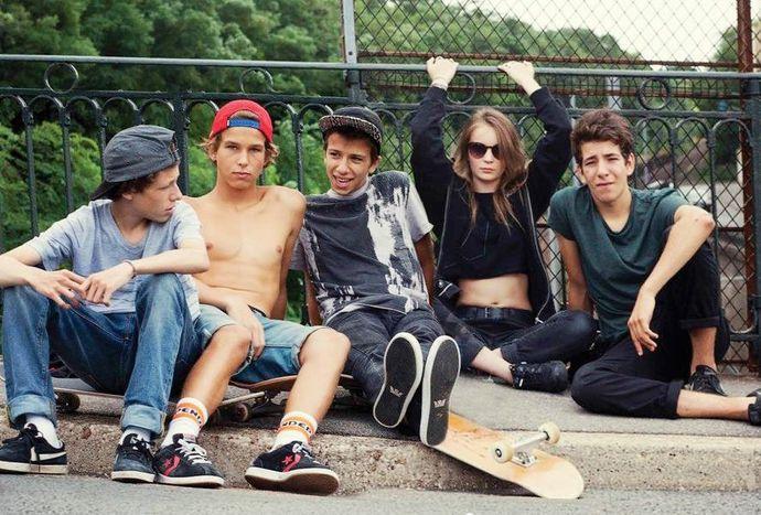 Image for The Smell of us: Larry Clark et le vice de l'adolescence