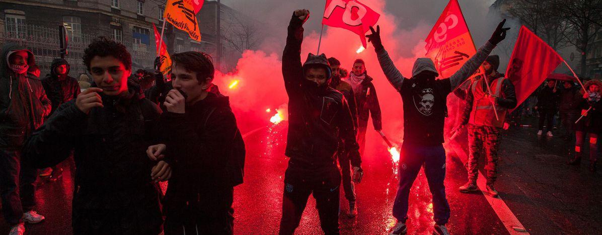 Image for Arbeitsrecht in Frankreich: Der kommende Aufstand