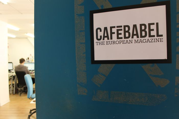 Image for Cafébabel, a presto!