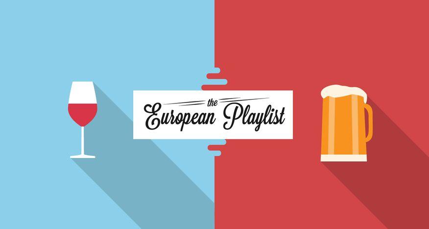 Image for La playlist France - Allemagne