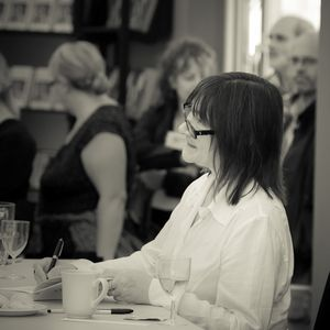 Image for An interview with Scottish author Ali Smith