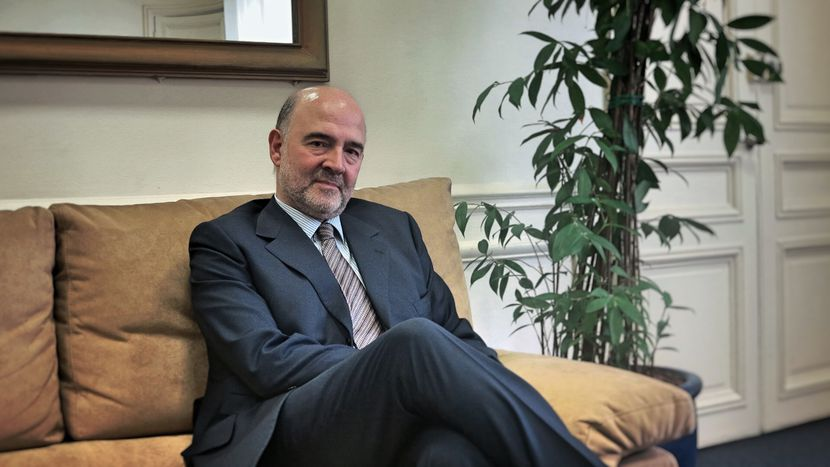 "Image for Pierre Moscovici: ""Europeans need to be on the offensive"""