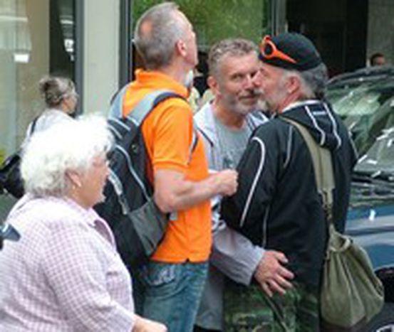Image for 'La dolce vita' of gays in Berlin