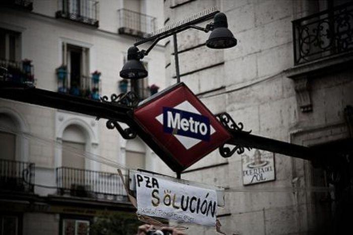 Image for #Spanish revolution, o cuando la política salió a las calles