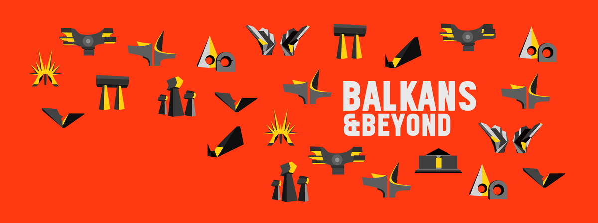 Image for Balkans andBeyond: Here comes the e-book!