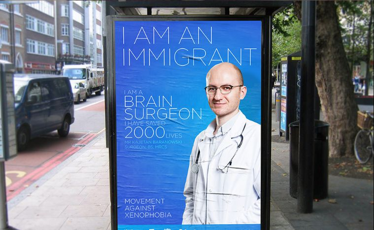 Image for Immigrants in the UK: vilified or celebrated?