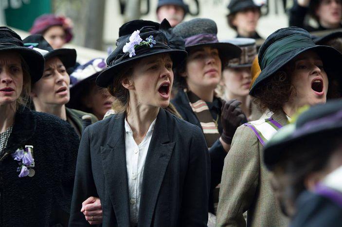 Image for Suffragette, il coraggio dell'altra metà del voto