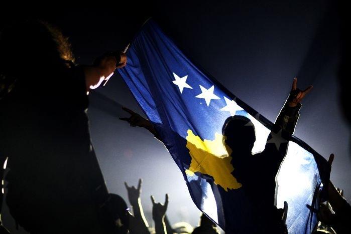 Image for Live from Kosovo, the country which turned five