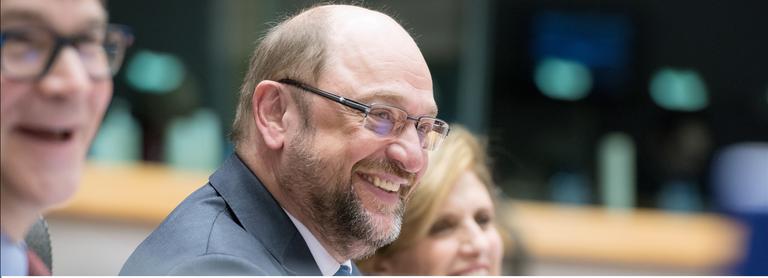 Image for Schulz, la Germania e l'Europa