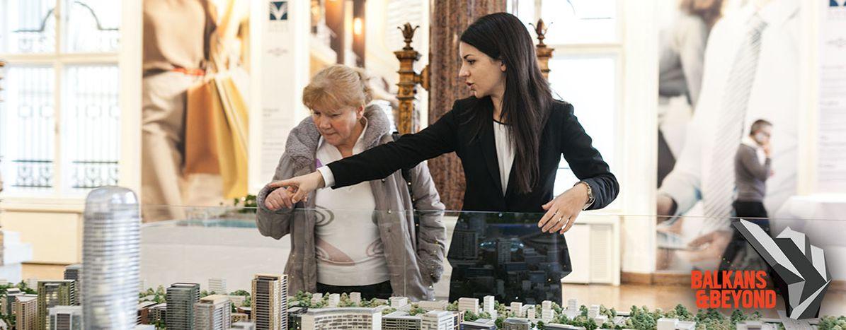 Image for Belgrad: Das Dubai des Balkans?