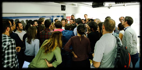 Image for España: El voto socialista de la discordia
