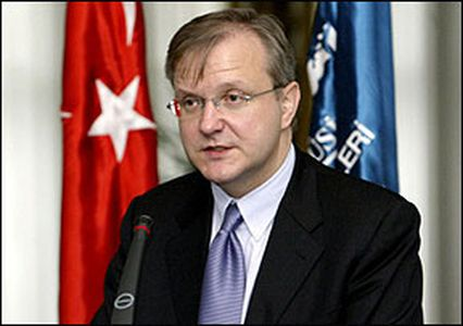 Image for Rehn: EU-Beitritt der Türkei in 10-15 Jahren, falls...