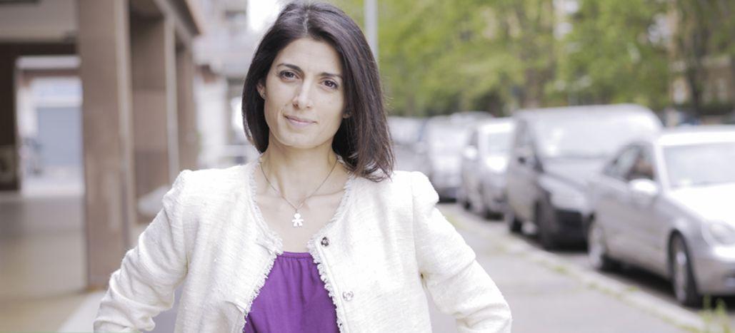 Image for Virginia Raggi à Rome : Madame la mairesse ?
