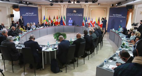 Image for European Leaders Show Support for Iran Protests