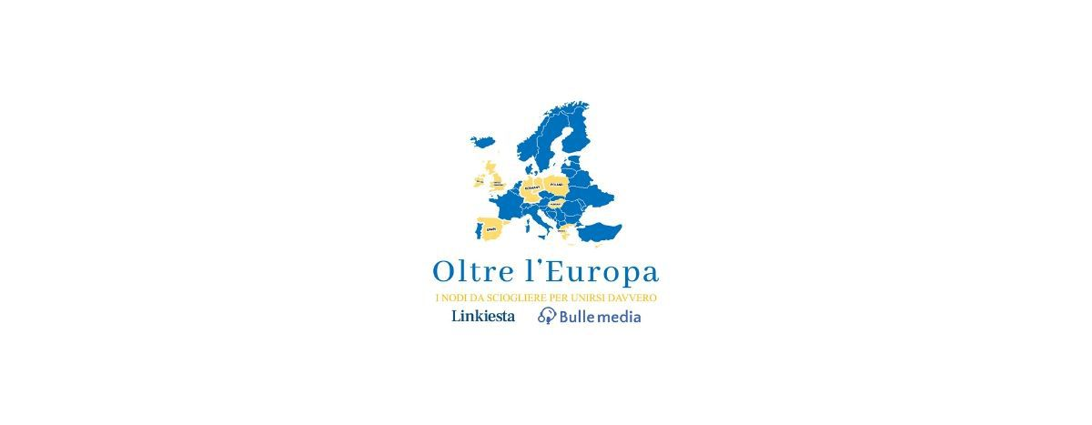 Image for Oltre Europa