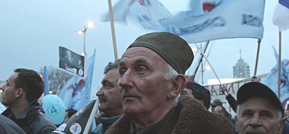 Image for Viaggio a Belgrado: «Non ho visto la guerra»