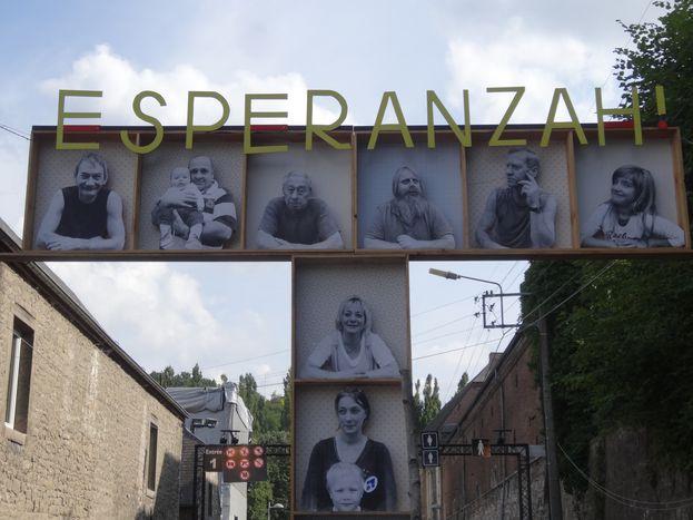 Image for Esperanzah, un festival engagé