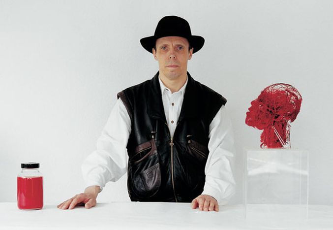 Image for Gunther von Hagens: 'An anatomical exposition without publicity is like a theatre without a programme'