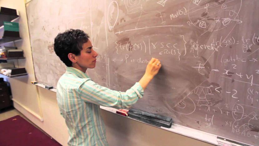 Image for La jeune mathématicienne Maryam Mirzakhani n'est plus