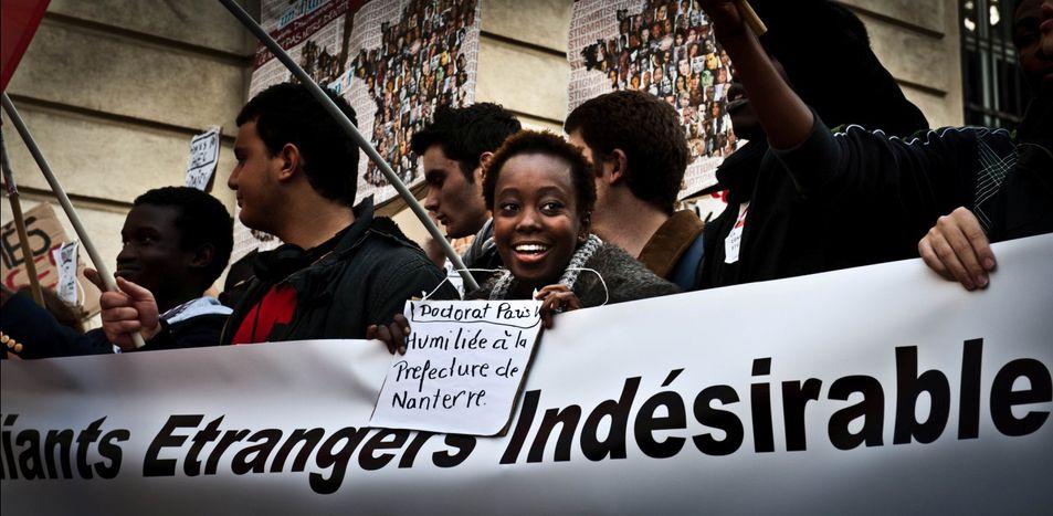 Image for Guéant geht um: Frankreich macht Schotten für ausländische Studenten dicht