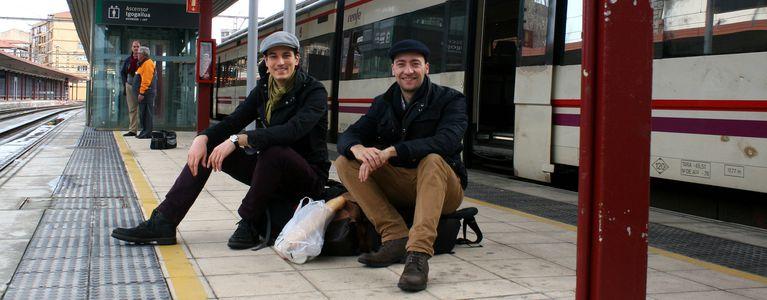 Image for Free Interrail: Europa per Zug aus der Krise fahren